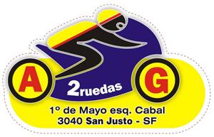 AG 2 RUEDAS